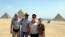 Private Cairo Layover Tour of the Pyramids, Egyptian Museum and Coptic Cairo including Felucca Boat ...