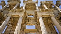 Private Ephesus Tour Including Terrace House and Temple of Artemis from Kusadasi Port, Kusadasi