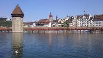 4-hour Lucerne City Tour with Private Guide Including Boat Trip on Lake Lucerne from Basel, Basel, ...