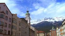 4-hours Innsbruck City Walking Tour with Private Guide including Swarovski Crystal World, Innsbruck
