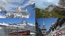 best Swiss package tour: private tourguide to Pilatus, Zermatt, Jungfraujoch, Zurich, Multi-day...
