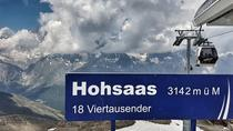 best Swiss tour: Glacier visit one day tour with private tourguide from Montreux, Montreux,...