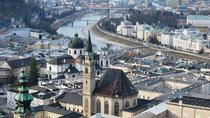 Private 4-hours Salzburg Walking Tour Including Salzburg Fortress, Salzburg, Walking Tours