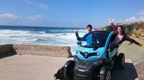 Twizy Electric Car Rental in Sintra, Lisbon, Self-guided Tours & Rentals