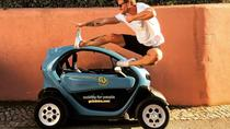 Twizy Electric Car Rental in Sintra, Lisbon, Private Day Trips
