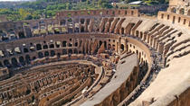 All in One Tour: Belvedere, Colosseum Underground, Ancient City, Rome, Underground Tours