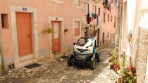 Electric Car Tour of Lisbon Old Town and Belém with GPS Audio Guide, Lisbon, Segway Tours