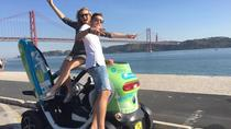 Electric Car with GPS Audio Guide Full Day Tour in Lisbon, Lisbon, Self-guided Tours & Rentals