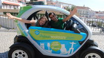 Lisbon Old Town and Downtown Tour in an Electric Car with GPS Audio Guide, Lisbon, Full-day Tours