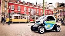 Lisbon's Old Town Tour in an Electric Car with GPS Audio Guide, Lisbon, Private Sightseeing Tours