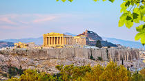 Private Acropolis and New Acropolis Museum Tour with Dinner on Lycabettus Hill, Athens, Super Savers
