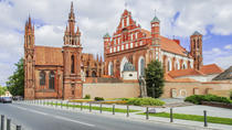 Vilnius Private Tour: Uzhupis City Walking Tour, Vilnius, Bike & Mountain Bike Tours