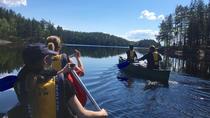 Private Canoe Safari in Linnansaari National Park, Lakeland, Kayaking & Canoeing