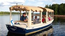 Private Silent Cruise to Lake Juojärvi from Valamo Monastery, Eastern Finland, Day Cruises
