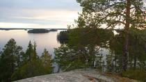 Small-group Sigthseeing Cruise in Linnansaari National Park in Southern Savonia, Lakeland, Nature &...
