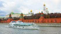 Moscow Scenic River Cruise with Guide, Moskva
