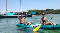 Blue Lagoon Sailing and Kayak Adventure from Trogir and Split, Split, Kayaking & Canoeing
