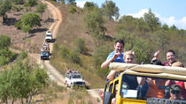 Algarve Jeep Safari Slide and Splash Full-Day Tour, Albufeira
