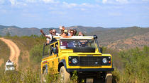 Full-Day Algarve Jeep Safari, Albufeira, 4WD, ATV & Off-Road Tours