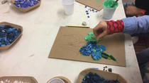 MOSAIC WORKSHOP ON THE STEP OF GAUDÌ, Barcelona, Craft Classes