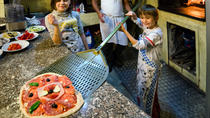 Rome fo Kids: Small Group Pizza Master Class, Rome, Family Friendly Tours & Activities