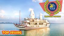 Over night Signature Cruise Luxury Halong Bay Transfer service & Kayak,, Halong Bay, Kayaking &...