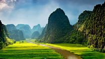 Private Day tour to Trang An - Dried Ha Long bay, Hanoi