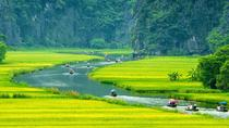 Full-Day Biking and Eco-Tour to Hoa Lu and Tam Coc from Hanoi, Hanoi, Private Sightseeing Tours