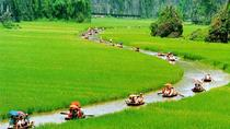 Full-Day Eco and Bike Tour to Hoa Lu and Tam Coc from Hanoi, Hanoi, Day Trips