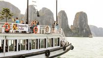 Full-Day Halong Bay Islands and Cave Tour from Hanoi, Hanoi, Multi-day Cruises