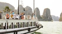 Full-Day Halong Bay Tour from Hanoi - Islands and Cave Visits and Kayaking Activity, Hanoi, Day...