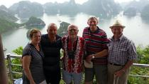 Full-Day Small Group Halong Bay Islands and Caves Tour with Seafood Lunch from Hanoi, Hanoi