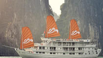 Luxuriöse 3-tägige Halong Bay Cruise Tour mit Transfer von Hanoi, Hanoi, Multi-day Cruises