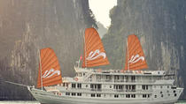 Luxury 3-Day Halong Bay Cruise Tour with Transfer from Hanoi, Hanoi, Multi-day Cruises