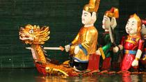 Water Puppet Entrance Tickets with Hanoi Hotel Ticket Delivery, Hanoi