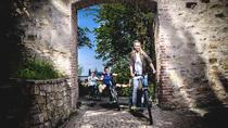 Prague 1,5-Hour Panoramic E-Scooter Tour, Prague, Vespa, Scooter & Moped Tours