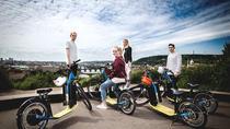 Prague E-Scooter Tour: Grand City Tour PRIVATE, Prague, Vespa, Scooter & Moped Tours
