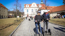 Prague Monasteries: 1.5-Hour Segway Tour