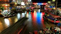 Private Tour: Amphawa Floating Market and Temples from Bangkok , Bangkok, Private Sightseeing Tours