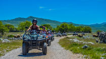 ATV Quad Adventure from Split, Split, Adrenaline & Extreme