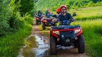 ATV Quad Adventure from Split, Split, Climbing