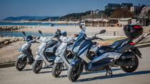 Rent - a - scooter in Split center, Split, Airport & Ground Transfers
