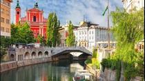 Private Day Trip: Enchanting Ljubljana and Postojna Cave from Zagreb, Zagreb, Half-day Tours
