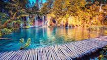 Stunning Plitvice Lakes and Rastoke from Zagreb, Zagreb