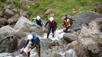 Ghyll Scrambling in Newlands, Lake District