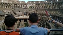 Rome private shore excursion for families with kids: skip the line Colosseum tour, Rome, Ports of ...