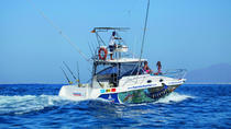 Lobos Island Fishing Charter with Lunch and Snorkeling, Fuerteventura, Half-day Tours