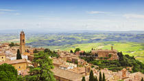 Private Tour: Orcia Valley to Montalcino and Montepulcaino with Brunello Wine Tasting, Florence