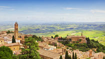 Private Tour: Orcia Valley to Montalcino and Montepulciano with Brunello Wine Tasting , Florence, ...