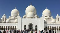 Tour of Abu Dhabi plus Shopping Tour with Lunch from Dubai, Dubái